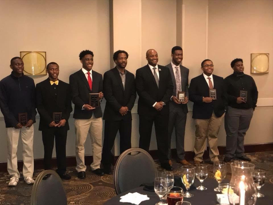Annual JPJ Foundation Scholarship Banquet, 2018